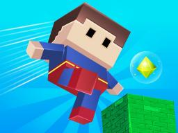 Free Fast Jump 3D Game